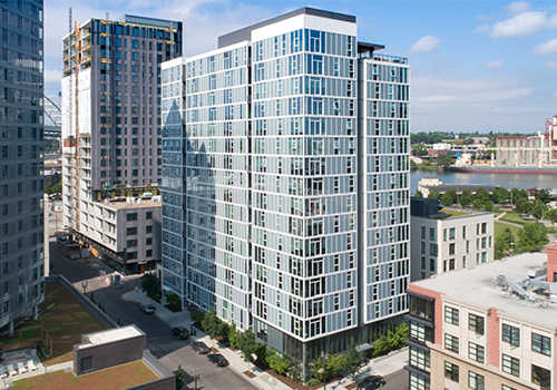 Block 17 Apartments