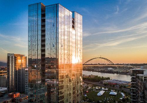 The Cosmopolitan Condominiums